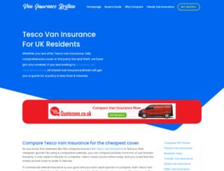 van-insurance-britain.co.uk screenshot