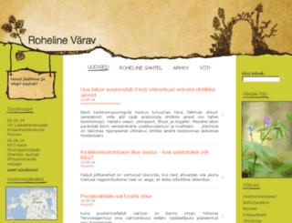 vana2.rohelinevarav.ee screenshot