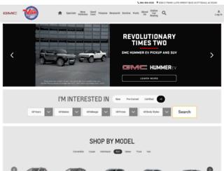 vanchevrolet.com screenshot