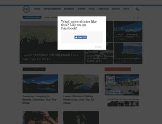 vancitytimes.com screenshot