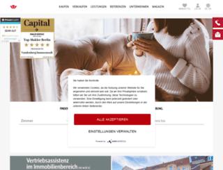 vandenberg-berlin.com screenshot