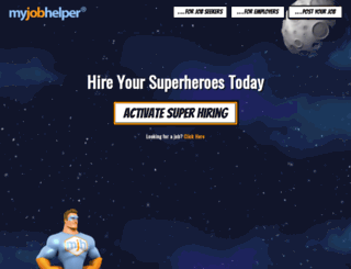 vandriverjobs.myjobhelper.com screenshot
