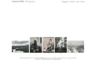vanessagriffith.com screenshot