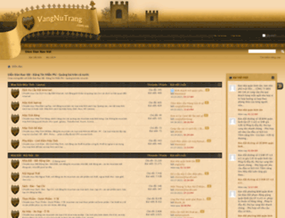 vangnutrang.com.vn screenshot
