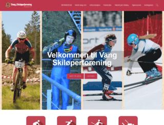 vangski.no screenshot
