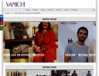 vanichi.com screenshot