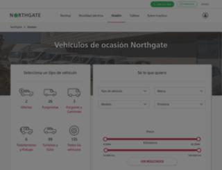 vanmonster.es screenshot