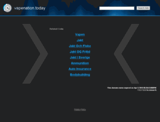 vapenation.today screenshot