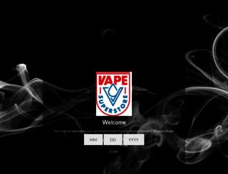 vapexcape.org screenshot