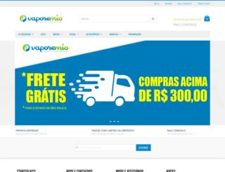 vaporemio.com screenshot