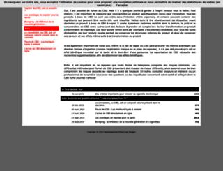vapoterpascher.fr screenshot