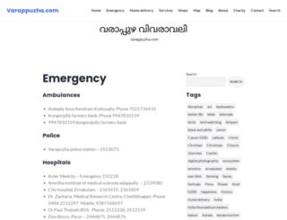 varapuzha.in screenshot
