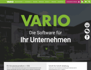 vario-software.de screenshot