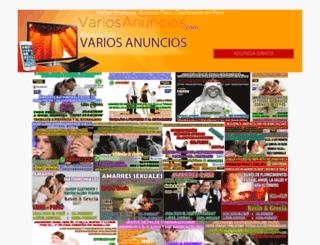 variosanuncios.com screenshot
