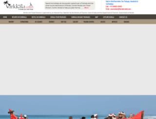 varkkala.com screenshot