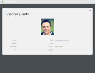 varonis.clickmeeting.com screenshot