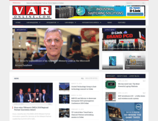varonline.com screenshot