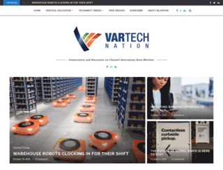 vartechnation.bluestarinc.com screenshot