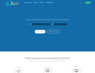 vas.muzztech.co.in screenshot