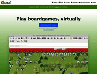 vassalengine.org screenshot