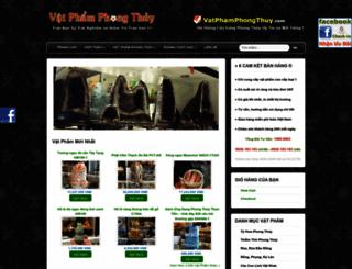 vatphamphongthuy.com.vn screenshot