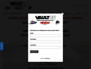 vault2u.com screenshot