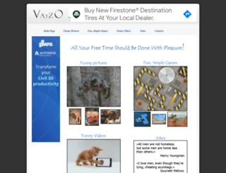 vayzo.com screenshot