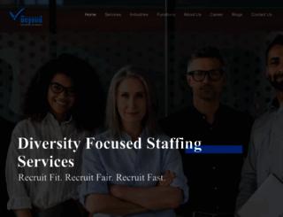 vbeyond.com screenshot