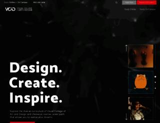 vcad.ca screenshot