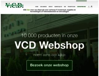 vcd.be screenshot