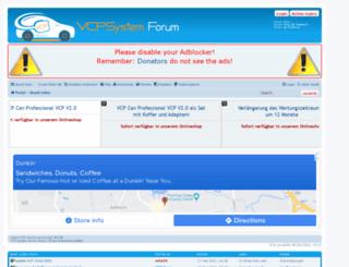 vcp-forum.de screenshot