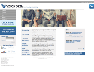 vdata.com screenshot