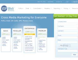 vdpweb.com screenshot