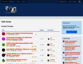 vdr-portal.de screenshot