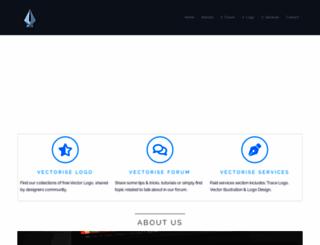 vectorise.net screenshot