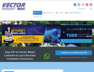 vectornews.com.br screenshot