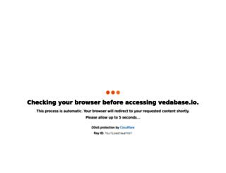 vedabase.com screenshot