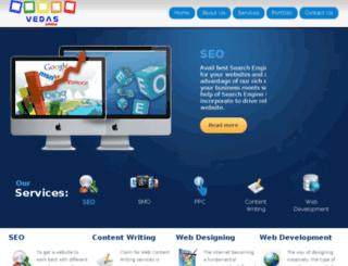 vedasinfoline.com screenshot