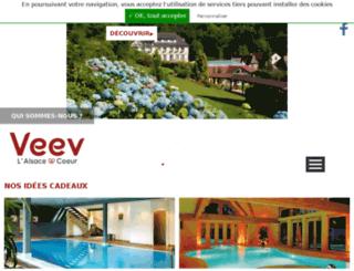veev.fr screenshot