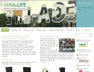 vega-life.nl screenshot
