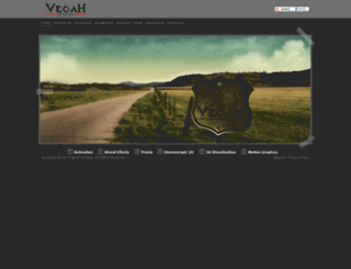 vegahstudios.com screenshot