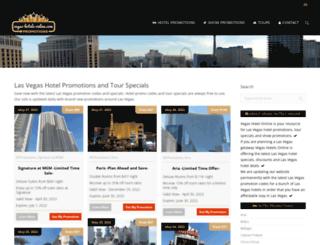 vegas-hotels-online.com screenshot