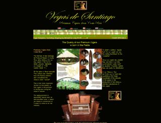 vegassantiago.com screenshot