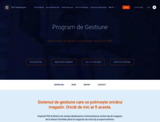 vegaweb.ro screenshot
