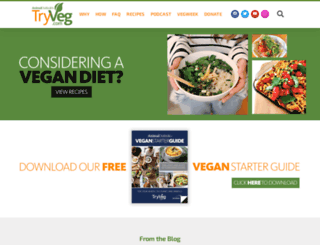 vegdc.com screenshot