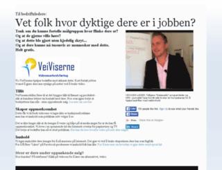veivisere.no screenshot
