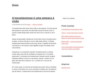 vejam.com.br screenshot