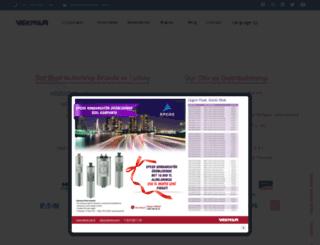 vekmar.com.tr screenshot
