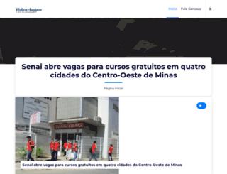 velhosamigos.com.br screenshot