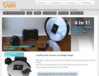 veliti.com.au screenshot